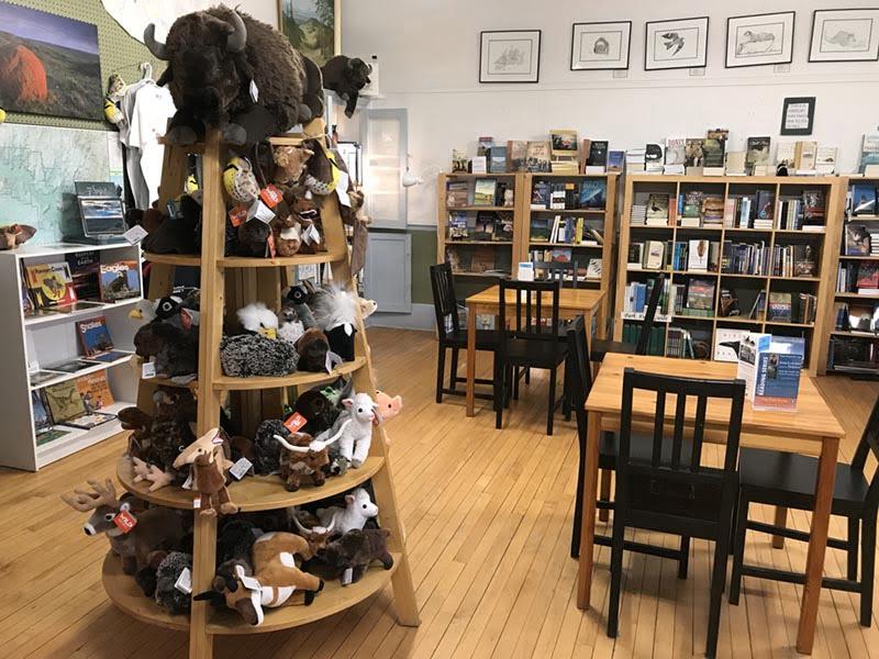 Gift Shop at Prairie Wind