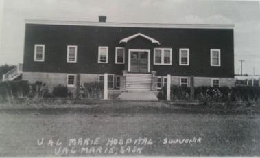 The Val Marie Hospital